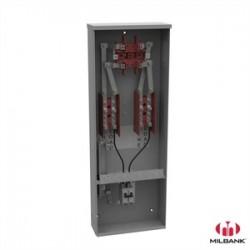 Milbank - 214MTB - Milbank 214MTB 100A, 2P, 240V, Test Block Bypass