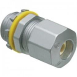 Arlington Industries - UF50 - Arlington UF50 UF Cable Connector, 1/2, UF , Compression Type, Zinc Die Cast