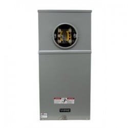 Eaton Electrical - 125 TB - Cooper B-Line 125 TB 200A, 3P, 5 Jaw, Meter Socket