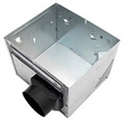 Air King - AK1HSG - Air King AK1HSG Contractor Pack, Fan Housing with 4 Duct