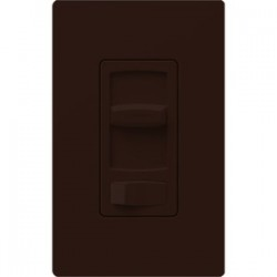 Lutron - CTCL-153P-BR - Lutron CTCL-153P-BR Dimmer, 150W, Brown