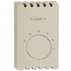 Cadet - T410BT - Cadet T410BT Bimetal DP Thermostat Taupe 22A