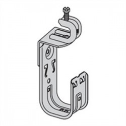 Eaton Electrical - BCH12C442 - Cooper B-Line BCH12C442 Cable to Beam Fastener, 3/4 Hook, Steel