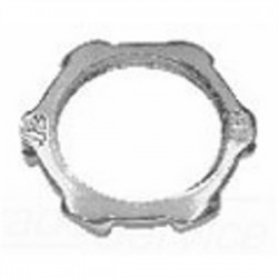 Eaton Electrical - 15X - Cooper Crouse-Hinds 15X Conduit Locknut, 1-1/2, Thin Construction, Steel