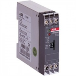 ABB - 1SVR550107R4100 - ABB Entrelec 1SVR 550 107 R4100 Timing Relay, On-Delay, 0.3 - 30 Second, 1C/O, 240VAC, 24V AC/DC