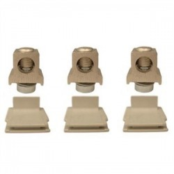ABB - KT2100-3 - ABB KT2100-3 Breaker, Molded Case, Terminal Lugs, T2 Frame, 14-1/0AWG