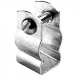 Bridgeport Fittings - 2130-BN - Bridgeport Fittings 2130-BN Conduit Hanger with Bolt, Diameter: 1-1/4, Steel