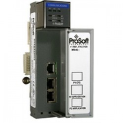 ProSoft Technology - MVI46-MCM - Prosoft Technology MVI46-MCM Communications Module, Modbus, Master/Slave, 3 Port, SLC Platform