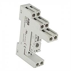 ABB - 1SVR405650R0000 - ABB Entrelec 1SVR 405 650 R0000 Relay, Socket, Octal, 8 Pin, CR-P Series