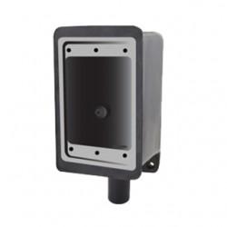 Calbond - PV0700FS2 - Calbond PV0700FS2 FS Device Box, 1-Gang, Dead-End, Type FS, 3/4, PVC Coated