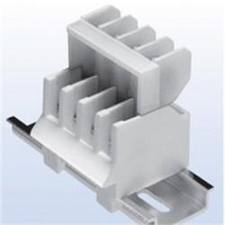 Cooper Bussmann - 15188-4 - Eaton/Bussmann Series 15188-4 BUS 15188-4 15188 CONNECTOR BLOCK