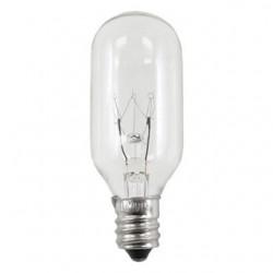 Candela - 40T8130VCS - Candela 40T8130VCS Incandescent Bulb, T8, 40W, 130V, Clear