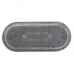 Appleton Electric - 170SA - Appleton 170SA Conduit Body Cover, Form 7, Size: 1/2, Material: Aluminum