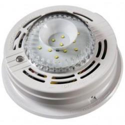 Kidde Fire and Safety - SL177I - Kidde Fire SLED177I Dual Mode LED Strobe Light for Hearing Impaired, 120VAC