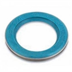 Thomas & Betts - 5308 - Thomas & Betts 5308 Sealing Gasket, Size: 2-1/2, Stainless Steel Retainer, Rubber Gasket