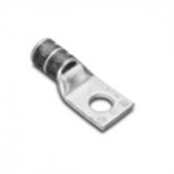 Burndy - YA25LNT14 - Burndy YA25LNT14 Compression Lug, Copper, 1-Hole, 1/4, Narrow Tongue, Standard, 1/0 AWG