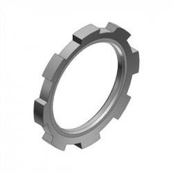 Thomas & Betts - 141SST - Thomas & Betts 141SST Locknut, Size: 1/2, Material: Stainless Steel