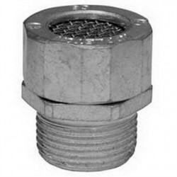 Appleton Electric - CRN50S - Appleton CRN50S Non-Hazardous Location Drain, 1/2, Raintight, Steel