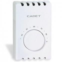 Cadet - T410A - Cadet T410A Bimetal SP Thermostat White 22A