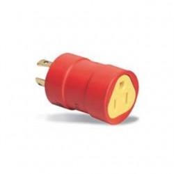 Molex - 1705 - Mains Converter Plug, NEMA 5-15 Receptacle, NEMA L5-15 Plug, 15 A