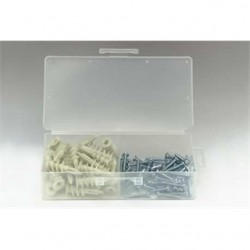 BizLine - 2368 - Bizline 2368 RXC 2368 8X1 NYL NAIL-IN ANCHR KIT