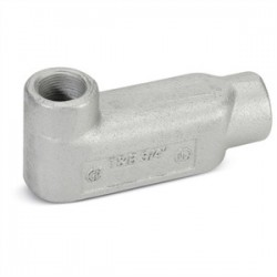 Thomas & Betts - LB50MCG - Thomas & Betts LB50MCG Conduit Body With Cover/Gasket, Type: LB, Size: 1/2, Series 35