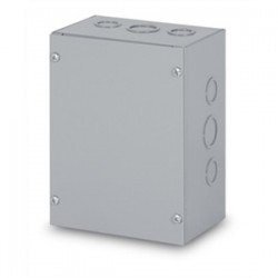 Austin Electrical Enclosures - AB-10106SBGK - Austin Electrical Enclosures AB-10106SBGK AUS AB-10106SBGK 10X10X6 N1 SCR CVR