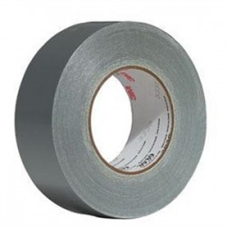 3M - 3903 - 3M 06982 Vinyl Duct Tape 3903 Yellow, 2 in x 50 yd 6.5 mil, 24 per case Individually Wrapped