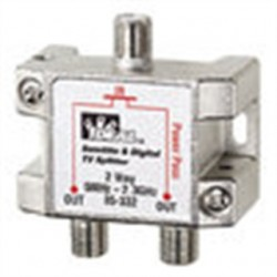 IDEAL Electrical / IDEAL Industries - 85-332 - Ideal 85-332 2-Way, 2.3 Ghz Splitter