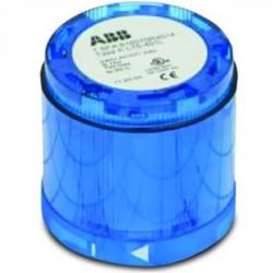 ABB - KL70-305L - ABB KL70-305L Stack Light, Blue, Maintained, 24V AC/DC