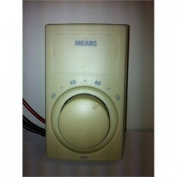 Chatham Brass - M602 - Chatham Brass M602 CHAT M602 THERMOSTAT 2 POLE