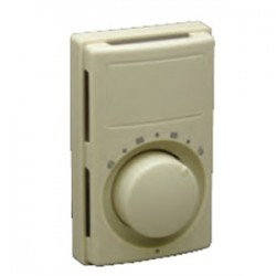 Chatham Brass - M612WT - Chatham Brass M612WT Bimetal Thermostat, Double Pole, 120-277V, Ivory