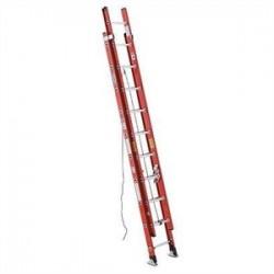 Werner - D6316-2 - Werner Ladder D6316-2 Extension Ladder, 16', 300 lbs