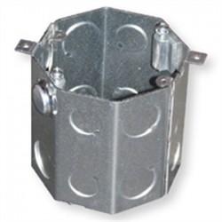 Eaton Electrical - TP622 - Cooper Crouse-Hinds TP622 4 Octagon Concrete Box, 2-1/2 Deep, 1/2 - 3/4 KOs, Steel