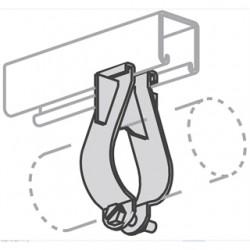 Atkore - P1565-eg - Unistrut P1565-eg Uns P1565-eg Parallel Pipe Clamp
