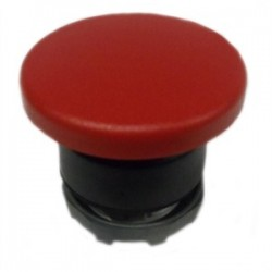 ABB - MPM1-10R - ABB MPM1-10R Mushroom Head Pushbutton, Red, Modular