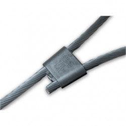 TE Connectivity - 602007 - Tyco Electronics 602007 Wedge Connector, Tap Assembly, Range: 1.456 to 1.207, Aluminum