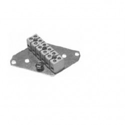 Appleton Electric - GRTB6-12 - Appleton GRTB6-12 Terminal Strip, Type: GRTB, 6 Position Terminal Block Kit