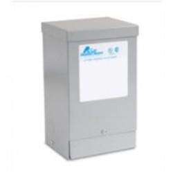 Acme Electric - ALRB003LWE - Acme ALRB003LWE Line Reactor, AC, 3PH, 240/480/600VAC, 3A, 6-3-2.4 % Impedance