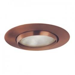 Acuity Brands Lighting - 529-ABZ - Juno Lighting 529-ABZ Eyeball Trim, Adjustable, 5, PAR30, Classic Aged Bronze