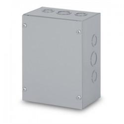 Austin Electrical Enclosures - AB-10104SBG - Austin Electrical Enclosures AB-10104SBG AUS AB-10104SBG 10X10X4 N1 SCR CVR