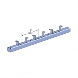 Atkore - P3270WCPG - Unistrut P3270WCPG 1-5/8 X 1-3/8 Channel