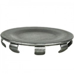 American Fittings - KOS75 - American Fittings Corp KOS75 Knockout Seal, Type: Snap-In, Size: 3/4, Material/Finish: Steel/Zinc