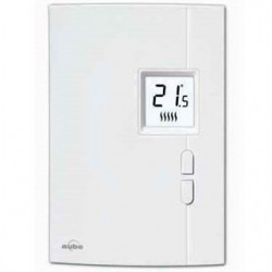 Cadet - TH401 - Cadet TH401 Electronic Non-Programmable SP Thermostat White