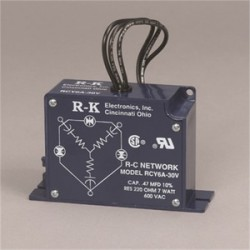 R-K Electronics - RCY6A-30V - R-K Electronics RCY6A-30V Surge Protection, 3PH, Varistor, 220 Ohms, 600VAC, 30 Leads