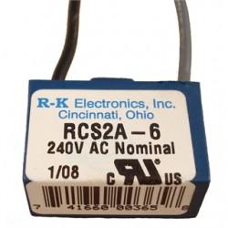 R-K Electronics - RCS2A-6 - R-K Electronics RCS2A-6 240V Transient Voltage Suppressor