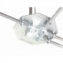 Orbit - BCHS-10 - Orbit Industries BCHS-10 Conduit/Box Support Hanger, Fits Up To 6 x 6 Box, Steel/Galvanized