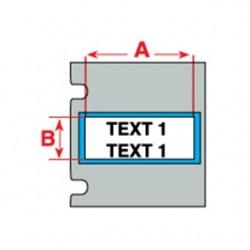 Brady - Pspt-750-175-wt - Brady Pspt-750-175-wt Wire Mrkr Slv