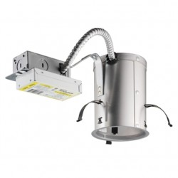 Acuity Brands Lighting - Icpl413re - Juno Lighting Icpl413re Jun Icpl413re 4in Ic Cfl Remodel