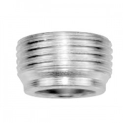 American Fittings - RB400200 - American Fittings Corp RB400200 Reducing Bushing, Threaded, 4 x 2, Malleable Iron